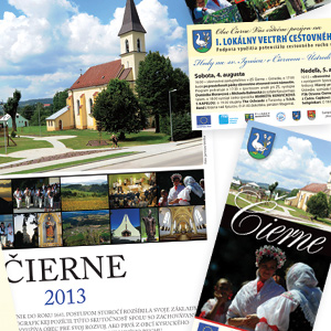 Príprava 1. lokálneho veľtrhu cestovného ruchu v Čiernom